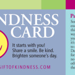 Kindness Cards - Gift of Kindness